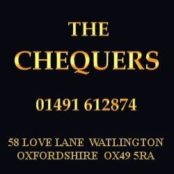 The Chequers, Watlington, Oxfordshire